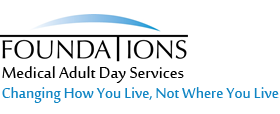 Logo, Foundations Medical Adult Day Services